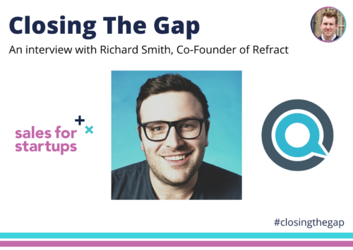Closing The Gap For VP of Sales